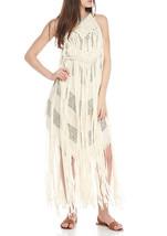 Free People Whisk Me Away Macrame Dress XSmall - $110.87