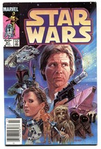 Star Wars Comics #81-Han Solo Issue. Sabaac Dice Appear. - $36.38