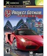 Project Gotham Racing 2 Xbox, 2003 Microsoft E- Everyone FREE SHIPPING U... - $7.14