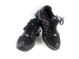 Nike Shox ID Women's Sneakers Black Running Athletic Shoes 313429-995 Sz 7 - $64.17