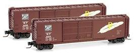 Z Micro Trains 50600232 Western Pacific Boxcar 3008 - $20.25