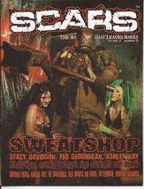 Scars Magazine V2 #2 Sweatshop Marcus Nispel Brooke Lewis Toby Wilkins A... - $11.02