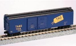 Micro Trains 07900070 TAG 50' Boxcar 7016 - $22.25