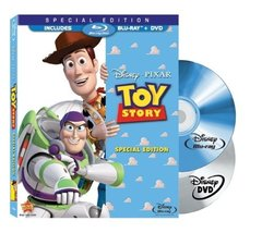 Disney Pixar Toy Story (Two-Disc Special Edition Blu-ray/DVD Combo)
