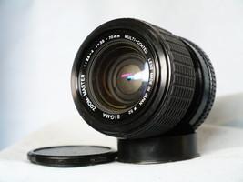 Minolta MD Fit 35-70mm 2.8-4 FAST Zoom Macro Sigma Lens -Great Bokeh- X300 X700 - $25.00
