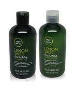 Paul Mitchell Tea Tree Lemon Sage 10.14 oz Bottles Set - $17.74