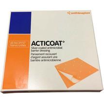 Acticoat Silver Barrier Dressing 5cm x 5cm x 5 - $45.89