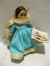 MADAME ALEXANDER 8 inch doll International Collection INDIA #575 - $30.95