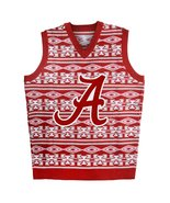 NCAA Klew Alabama Crimson Tide Ugly Sweater Vest - $19.95