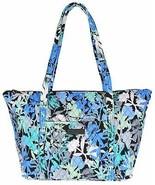 NEW Vera Bradley $88 Camofloral Miller Large Zip Top Travel Tote Bag - $87.12