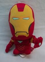 "Marvel Iron Man Big Headed Character 7"" Plush Stuffed Animal Toy The Avengers - $18.32"