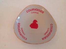Vintage Courvoisier Cognac Wade England Dish Pl... - $17.41