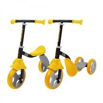 3 Wheel Scooter & Ride-On Balance Trike 2-in-1 Boy Girl Toddler Kids Tra... - $68.43