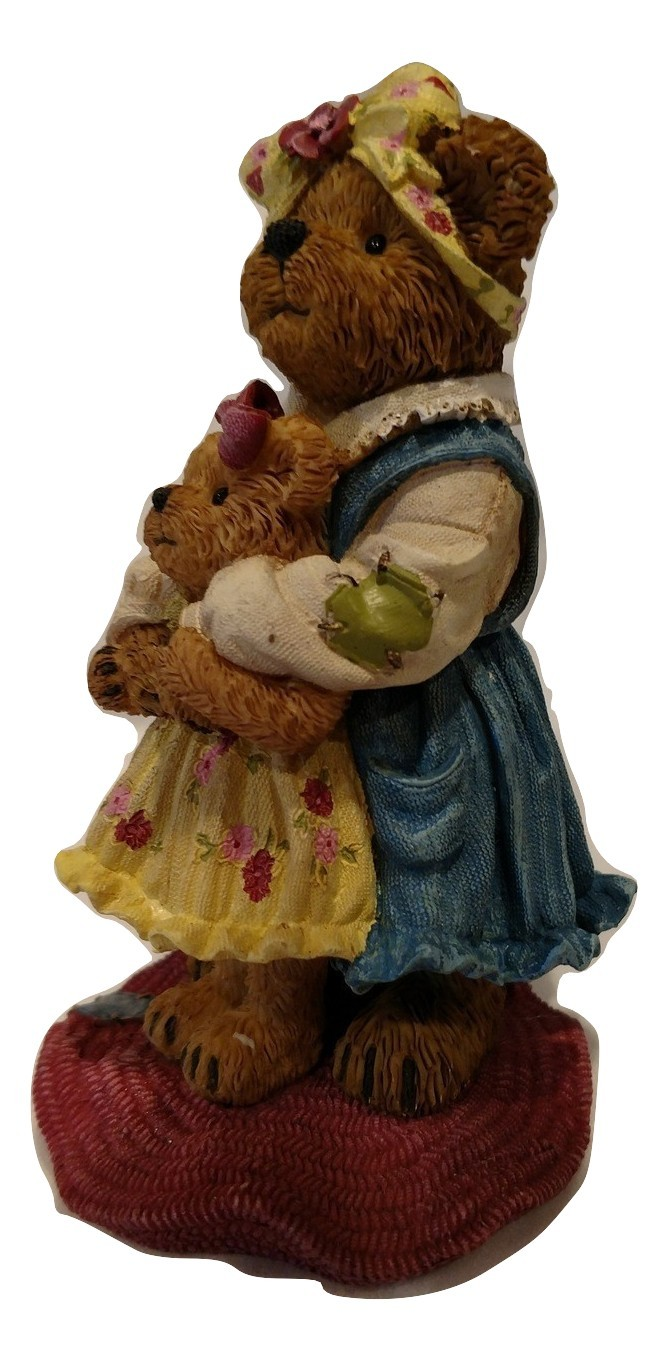 "Boyds Bears - ""Momma McPetal with Lil' Posey,"" #4033639 image 2"