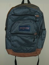 "JanSport Cool Student Grey Boys Girls Backpack Bookbag 15"" Laptop New - $59.39"