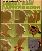Scroll Saw - Pets on A Stick - Refrigerator Magnets Pattern Book - $9.85