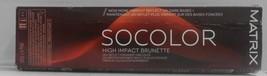 Matrix So Color High Impact Brunette Professional Permanent Hair Color Cream 3 Oz - $9.95