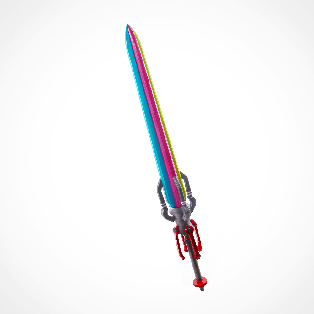 Fate/Grand Order Saber Altera Photon Ray Cosplay Replica Sword Prop Buy