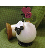 Sherry Sheep Button Buddies pincushion kit JABC Just Another Button Co - $17.05