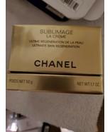 Chanel Sublimage La Creme 1.7 Ounce  OPEN BOX - $292.05