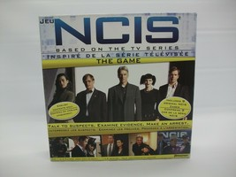 NCIS The Game Board Game 2010 Pressman 5350 No Markers Otherwise Complete - $14.73