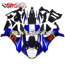 ABS Fairings For Yamaha YZF 15 16 R1 2015 2016 Blue Black Injection Body... - $300.12