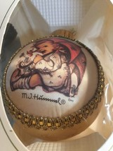 """M I Hummel H294 Ornament Have Sun In Your Heart American Classic 2003 Appr 3""""D - $7.69"""