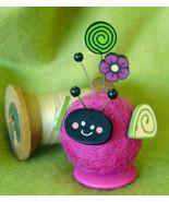 Lola Lovebug Button Buddies pincushion kit JABC Just Another Button Co - $19.80