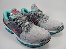 Mizuno Wave Horizon Running Shoes Women's Size US 8 M (B) EU 38.5 Pink Gray