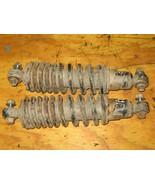SUZUKI 1996 250 QUAD RUNNER 4X4  FRONT SHOCKS  (BIN 20)  P-6869L  PART 1... - $30.00