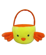 Plush Chick Easter Basket NEW - $9.98