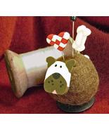 Harriet Hound Button Buddies pincushion kit JABC Just Another Button Co - $17.05