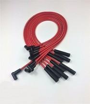 A-Team Performance BBC CHEVY 396 454 502 HEI Distributor + RED 8mm SPARK PLUG WI image 2