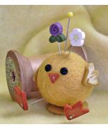 Charlie Chick Button Buddies pincushion kit JABC Just Another Button Co - $19.80