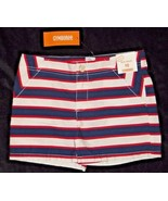 Gymboree Star Spangled Summer Striped 4th of July USA Shorts Size 10 - $25.10