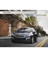 2015 Chevrolet CRUZE sales brochure catalog US 15 Chevy LT LTZ Eco Diesel - $6.00