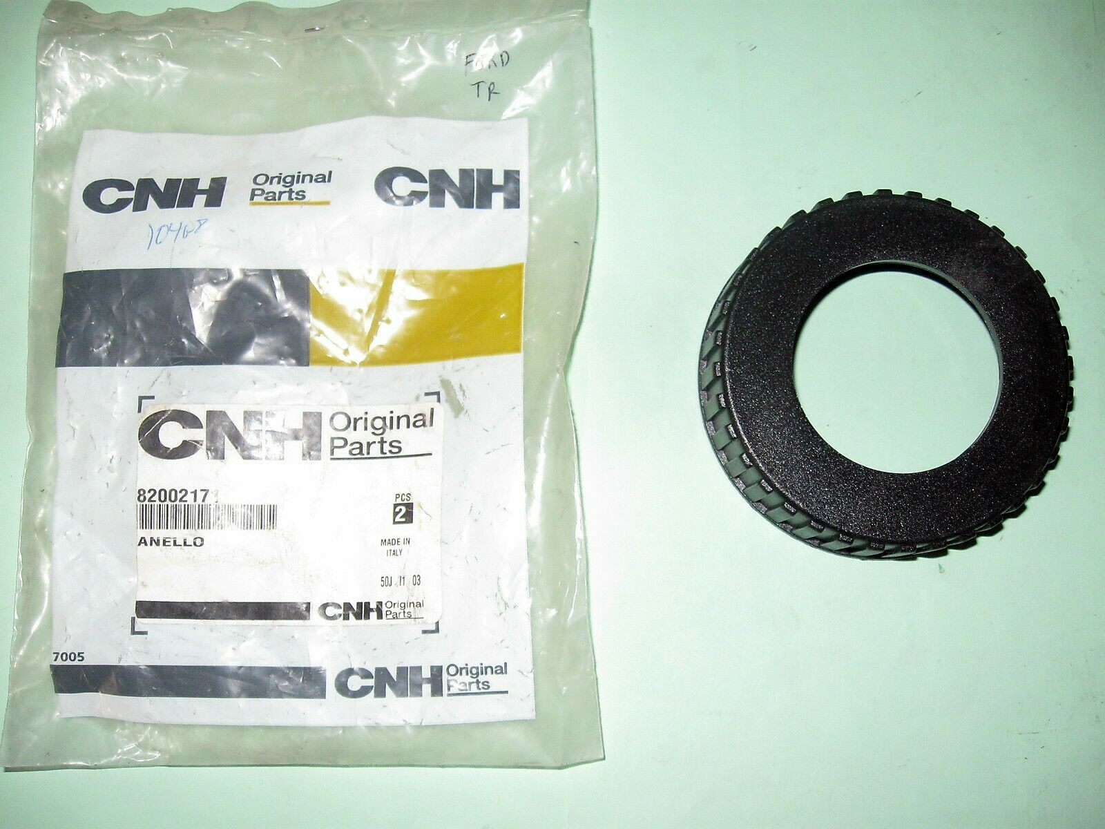 Primary image for Ford, New Holland, Case Tractor NOS Fuel Tank Ring Nut Part# 82002171
