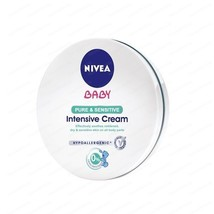NIVEA Baby Pure And Sensitive Intensive Cream For Dry And Sensitive Skin  - $12.16