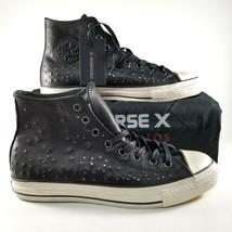 Converse X John Varvatos CTAS Mini Stud Hi Shoes Size 10.5 Mens Sneakers... - $84.11