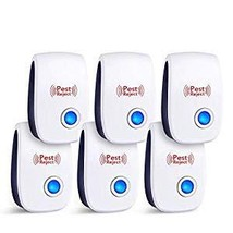 LIGHTSMAX [2018 Upgraded] Ultrasonic Pest Repeller- Electronic Mice Repe... - $26.09