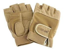 Director's Showcase EVER-DRI Color Guard Gloves Tan, Medium - $447,65 MXN