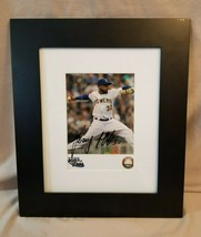 AD Milwaukee Brewers #32 Jeremy Jeffress Autographed Framed Photo Picture - $18.69