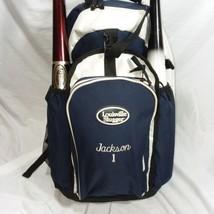 Louisville Slugger Baseball Softball Stick Bag Backpack Sports Equipment... - $43.00