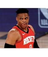 Nike NBA Houston Rockets Russell Westbrook Vaporknit Jersey CW3445-657 S... - $195.02