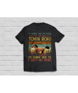 I'm Gonna Take My Horse to The Old Town Road Vintage Horse - $18.95