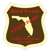 Bald Point State Park Sticker R3342 Florida - $1.45+