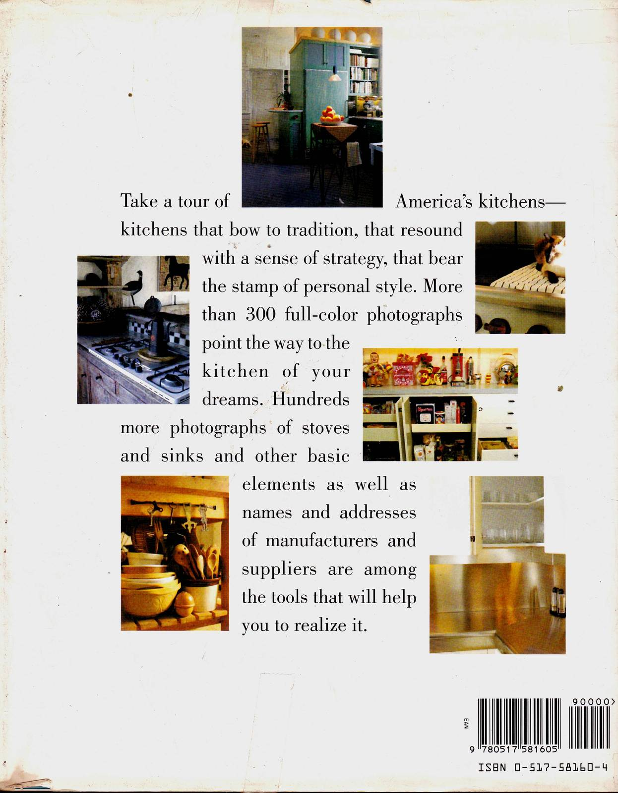 Kitchens Information & Inspiration by Chris Casson Madden Collectible Book