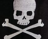 Embroidered Skull Table Runner - $15.00