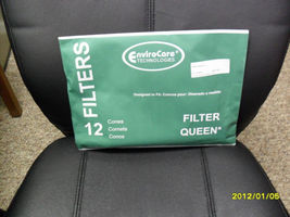 FILTER QUEEN FILTERS 12PK - $9.95