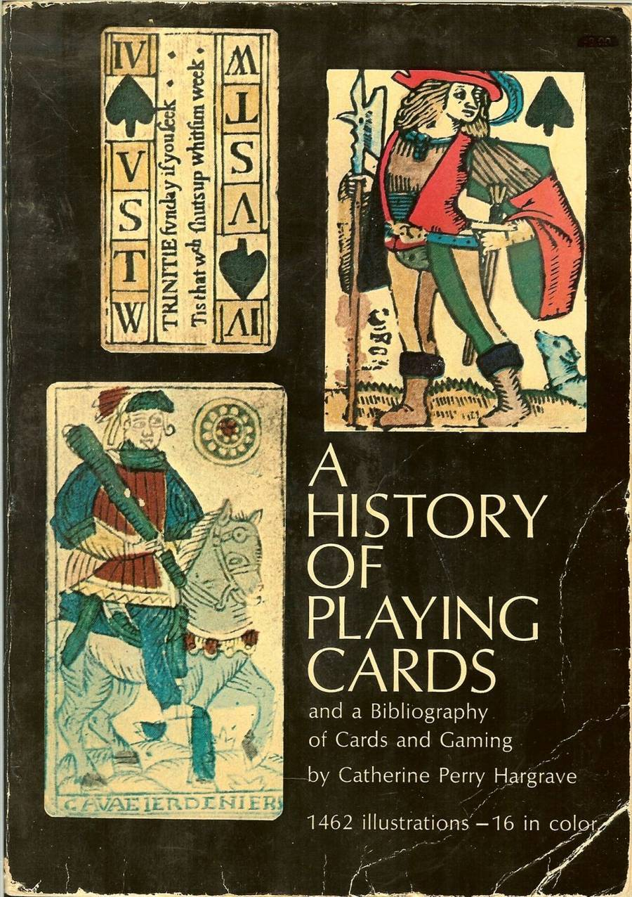 Primary image for the history of playing cards gaming by catherine hargrave